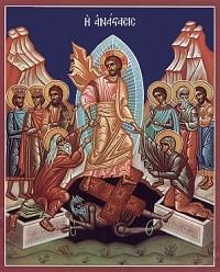 CHRIST IS RISEN!  He has slain death!